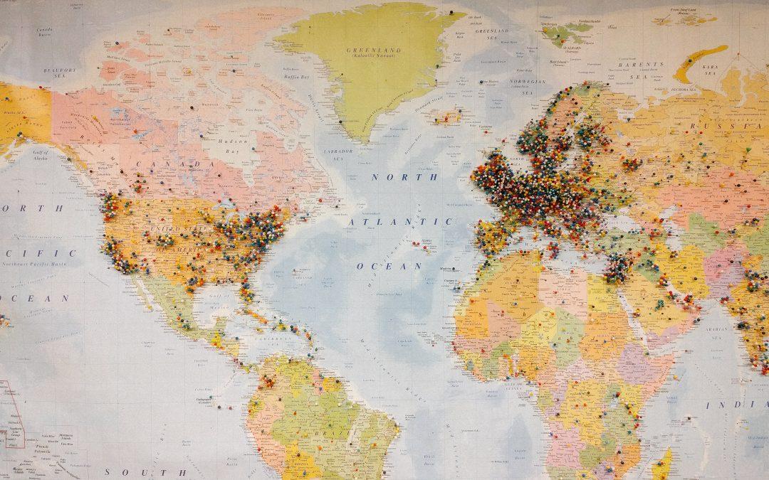 Nye fylker mangler i Google Analytics